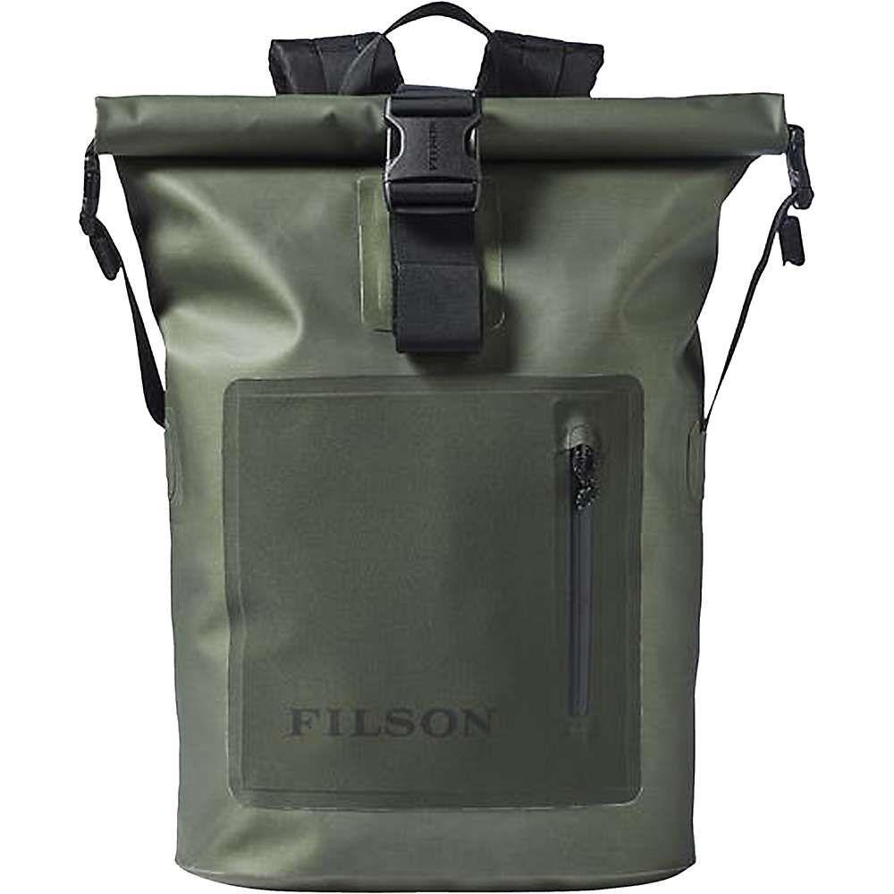 フィルソン Filson ユニセックス バックパック・リュック バッグ【Dry Backpack】Green