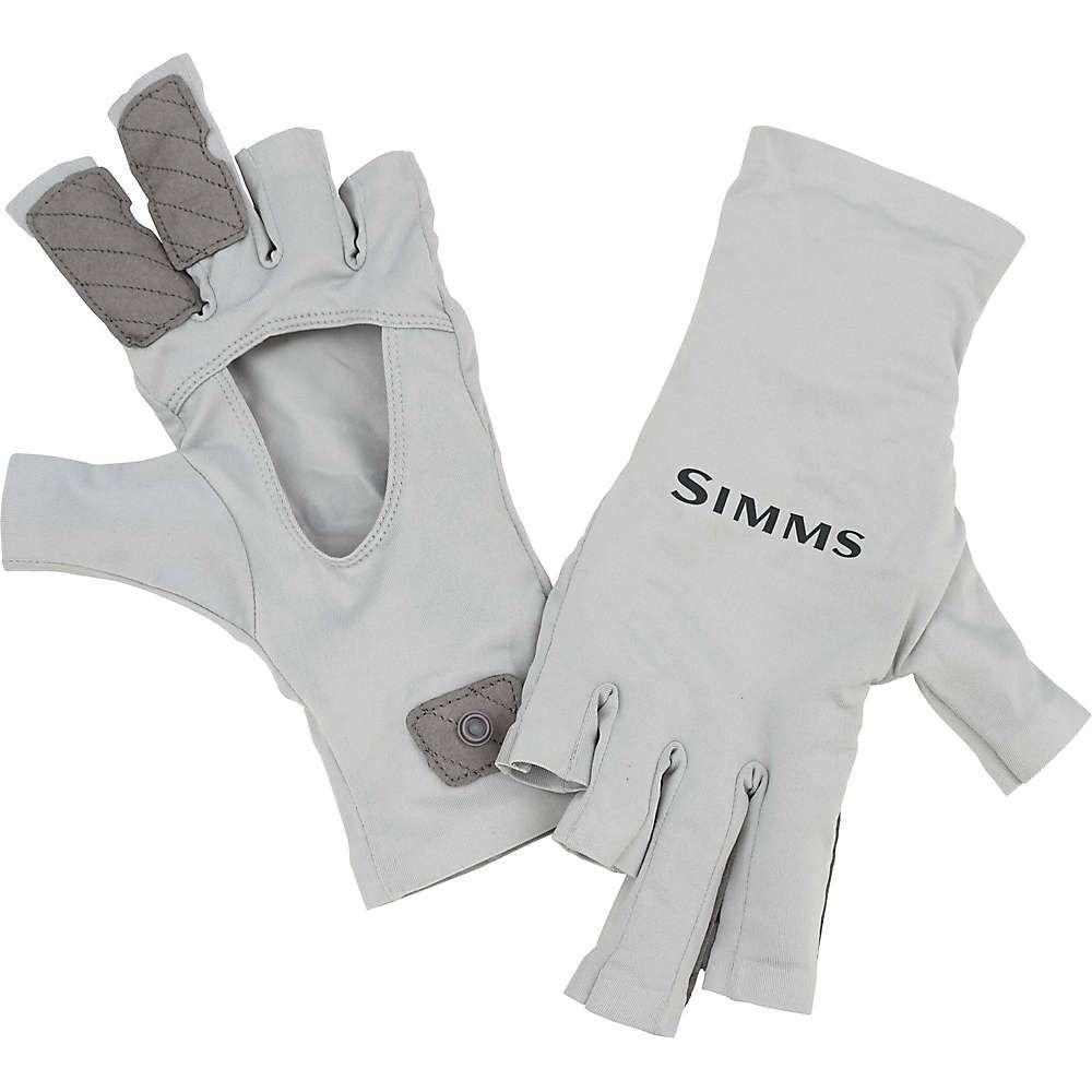 シムス Simms メンズ 釣り・フィッシング グローブ【SolarFlex SunGlove】Sterling