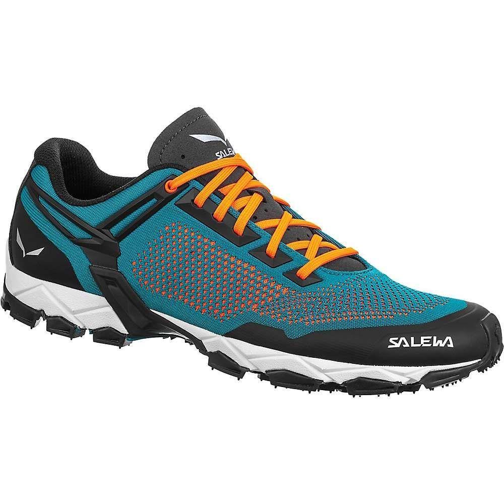 サレワ Salewa メンズ ランニング・ウォーキング シューズ・靴【Lite Train K Shoe】Malta/Fluo Orange