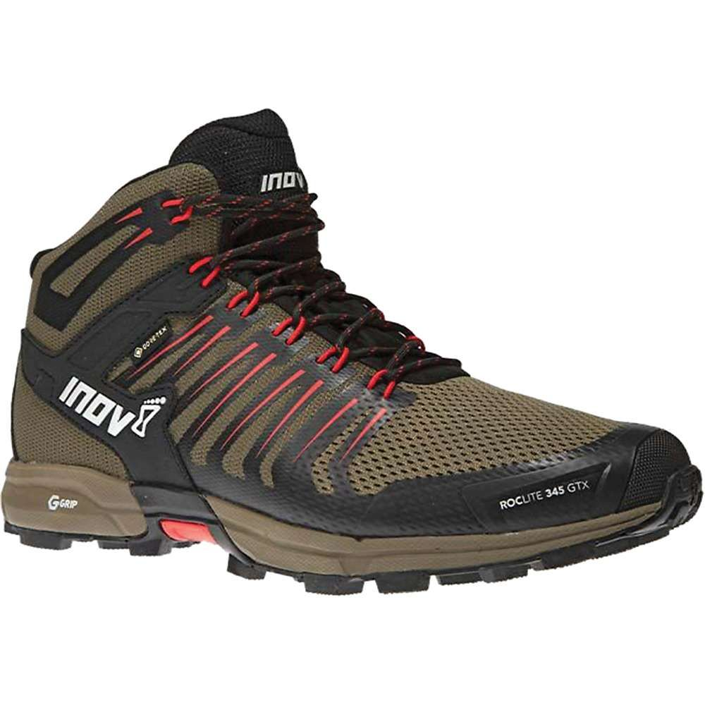 イノヴェイト Inov8 メンズ ランニング・ウォーキング シューズ・靴【Roclite 345 GTX Shoe】Brown/Red