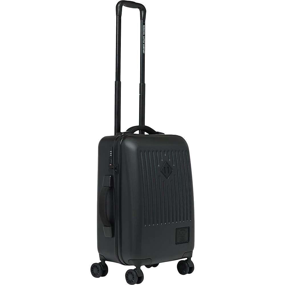 ハーシェル サプライ Herschel Supply Co ユニセックス スーツケース・キャリーバッグ バッグ【Trade Small】Black