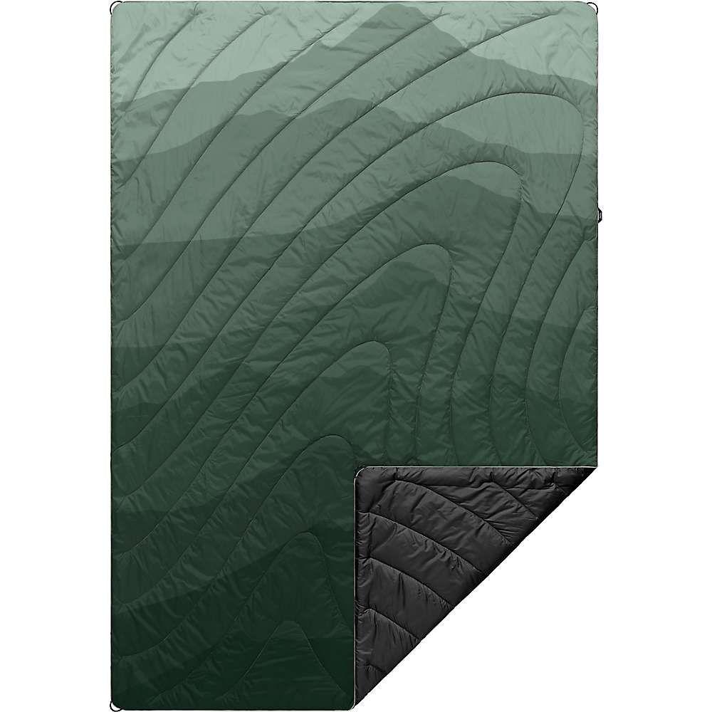 ルンプル Rumpl ユニセックス 雑貨 ブランケット【Printed Puffy Blanket】Cascade Fade