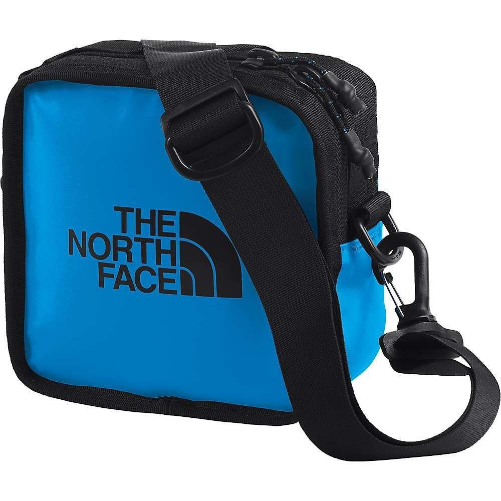 ザ ノースフェイス The North Face ユニセックス ボディバッグ・ウエストポーチ バッグ【Explore Bardu II Bag】Clear Lake Blue/TNF Black