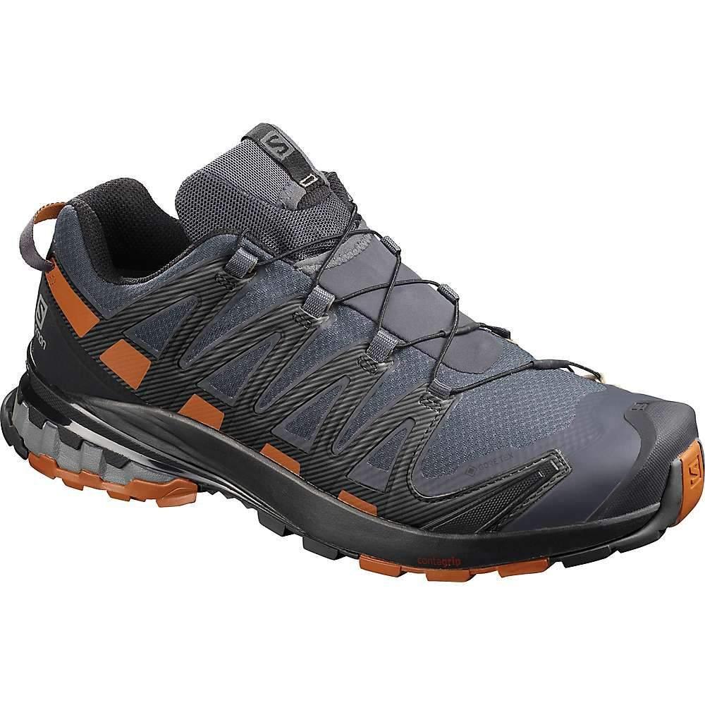 サロモン Salomon メンズ ランニング・ウォーキング シューズ・靴【XA Pro 3D V8 GTX Shoe】Ebony/Caramel CafT/Black