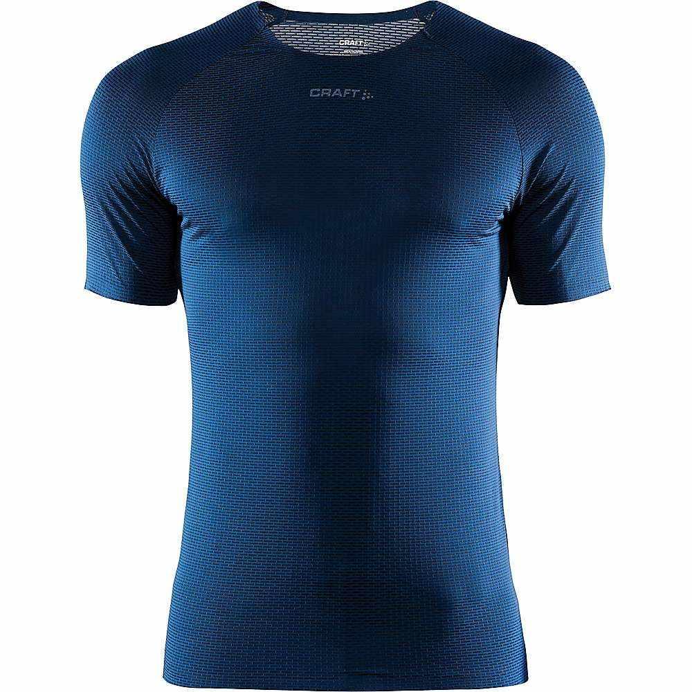 クラフト Craft Sportswear メンズ ランニング・ウォーキング トップス【Craft Pro Dry Nanoweight SS Top】Blaze