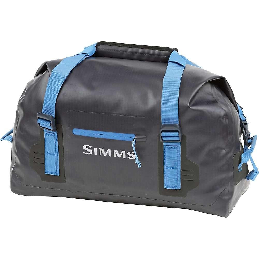 シムス Simms ユニセックス ボストンバッグ・ダッフルバッグ バッグ【Dry Creek Small Duffle】Admiral Blue