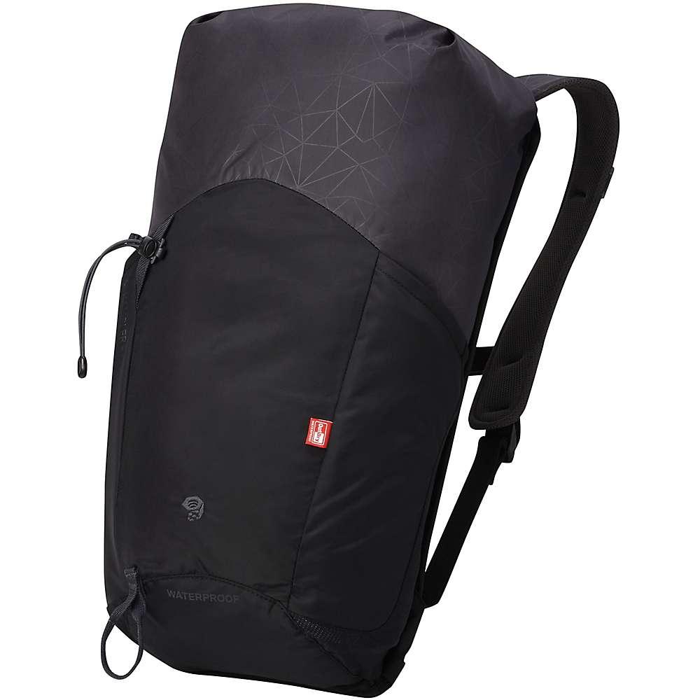 マウンテンハードウェア ユニセックス メンズ レディース ハイキング バッグ【Mountain Hardwear Scrambler RT 20 OutDry Backpack】Black