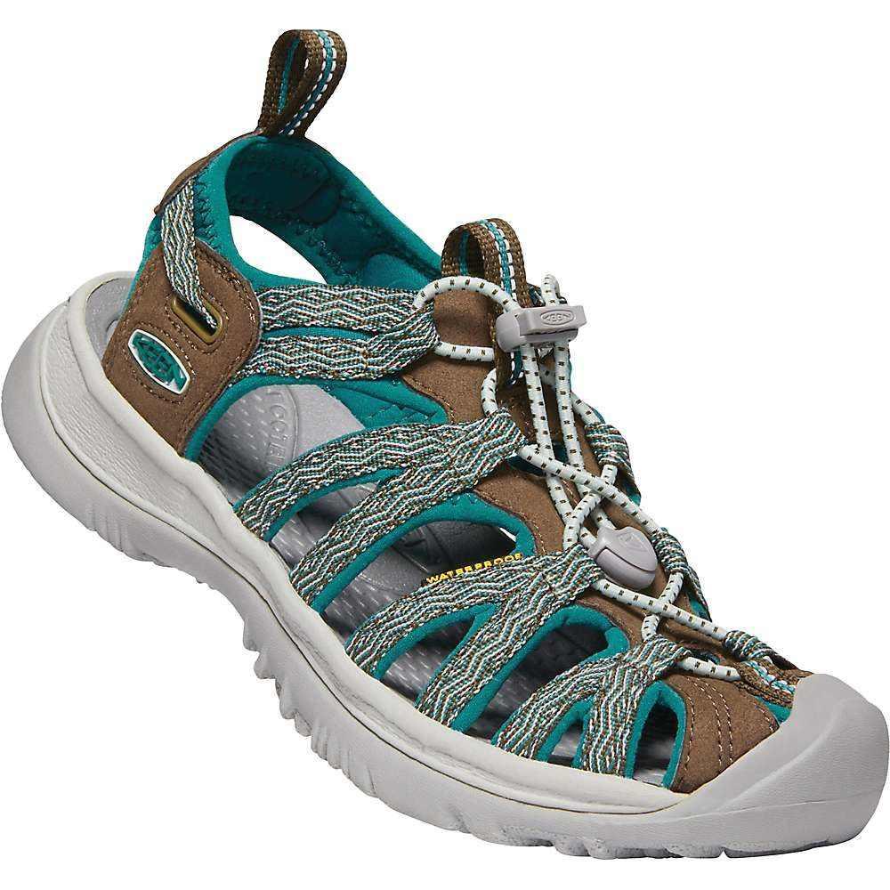 キーン Keen レディース サンダル・ミュール シューズ・靴【Whisper Shoe】Canton/Bayou