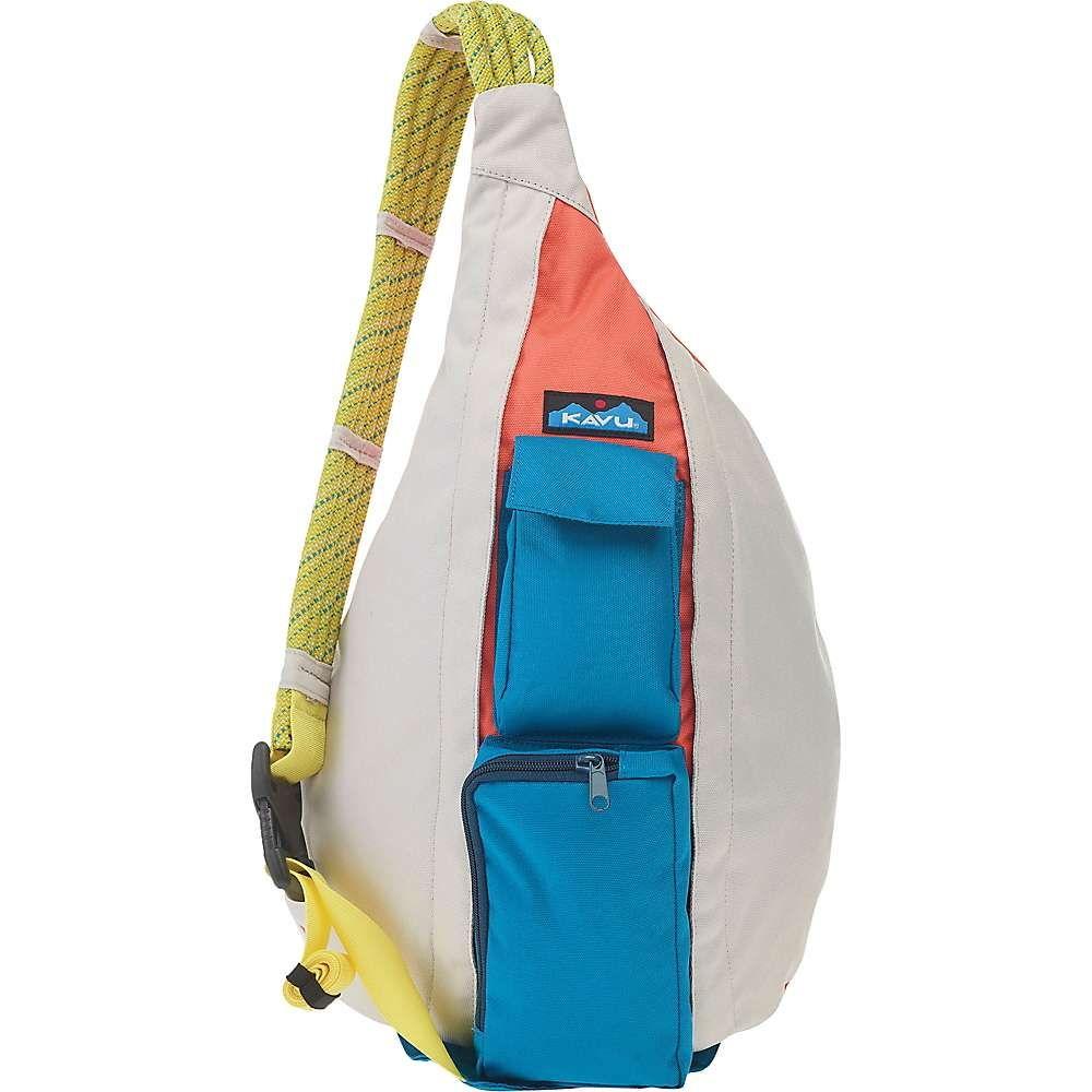 カブー Kavu レディース ボディバッグ・ウエストポーチ バッグ【KAVU Rope Sling Bag】Beach Sport