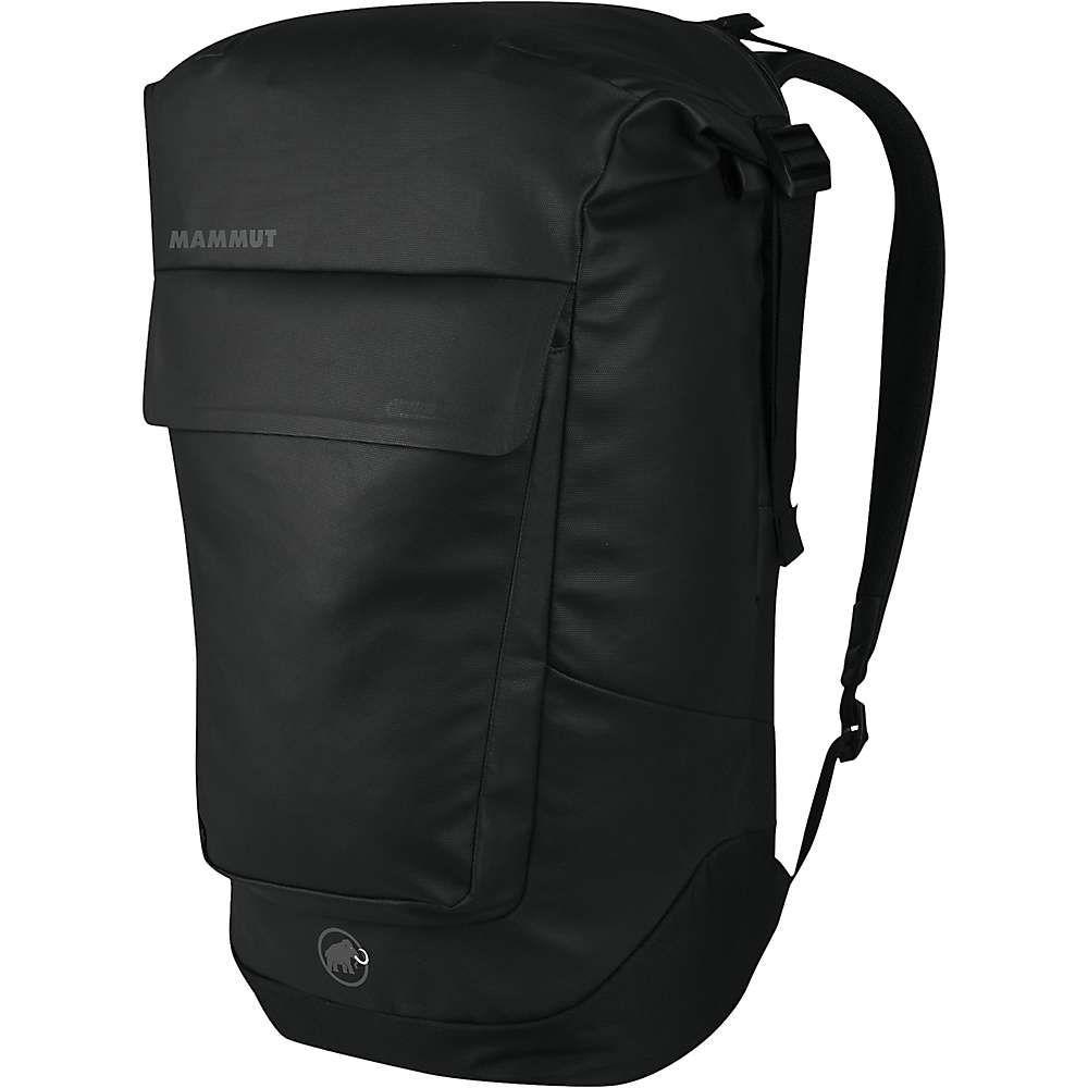 マムート Mammut ユニセックス ハイキング・登山 バックパック・リュック【Seon Courier Pack】Black