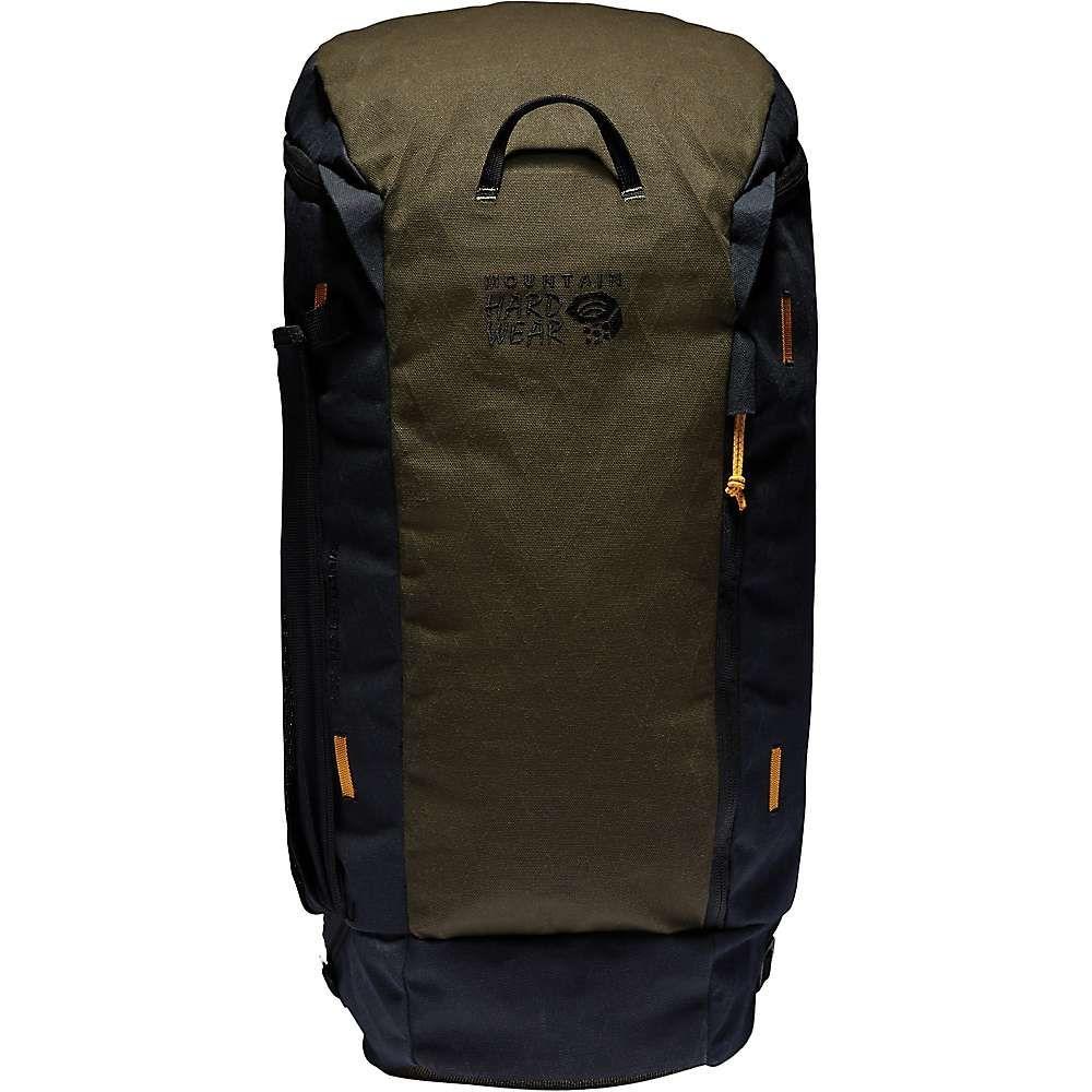 マウンテンハードウェア Mountain Hardwear ユニセックス クライミング バックパック・リュック【Multi-Pitch 30 Backpack】Dark Pine/Black