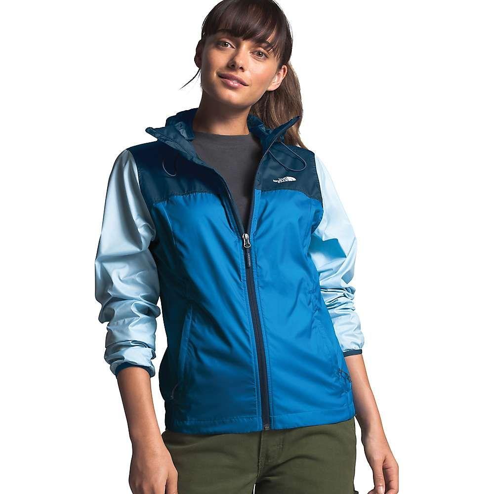 ザ ノースフェイス The North Face レディース ジャケット アウター【Cyclone Jacket】Clear Lake Blue/Blue Wing Teal/Angel Falls Blue