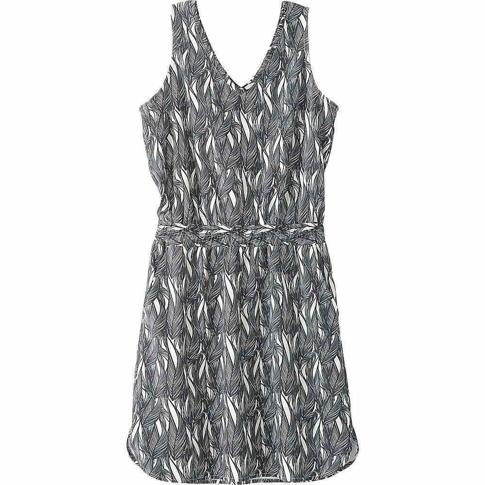 カブー Kavu レディース ワンピース ワンピース・ドレス【KAVU Ensenada Dress】Ink Leaf
