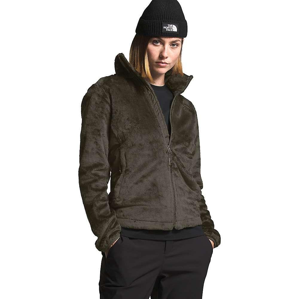 ザ ノースフェイス The North Face レディース フリース トップス【Osito Hybrid Full Zip Jacket】New Taupe Green