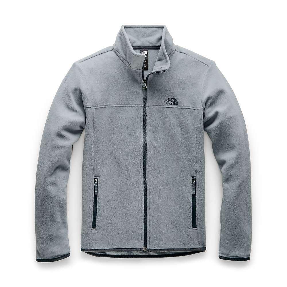 ザ ノースフェイス The North Face レディース フリース トップス【TKA Glacier Full Zip Jacket】Mid Grey/Mid Grey