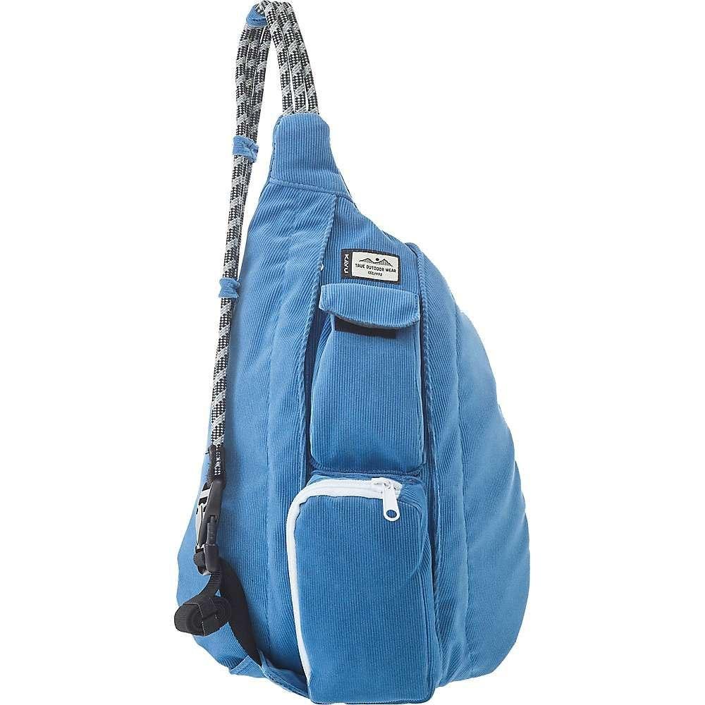 カブー Kavu レディース ボディバッグ・ウエストポーチ バッグ【KAVU Mini Rope Cord Sling Bag】Great Lake