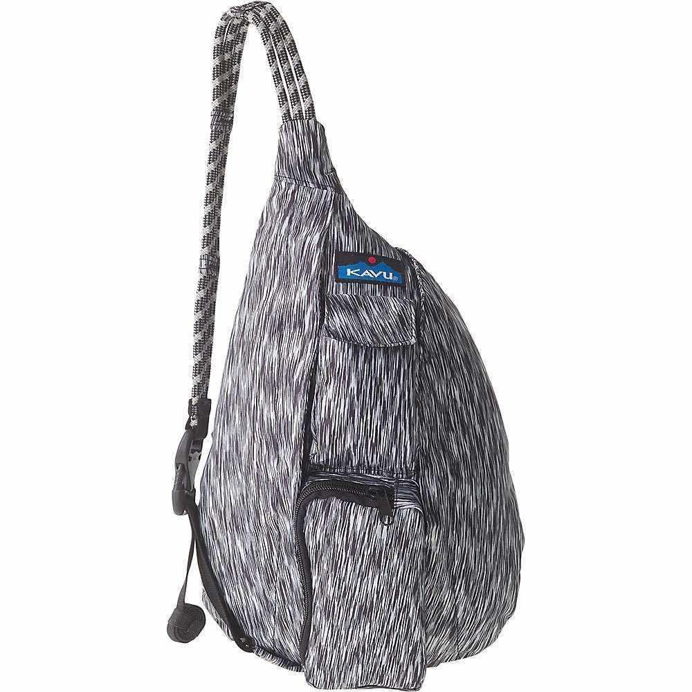 カブー Kavu レディース ボディバッグ・ウエストポーチ バッグ【KAVU Mini Ropercise Sling Bag】Zebra