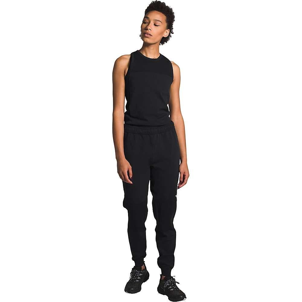 ザ ノースフェイス The North Face レディース ジョガーパンツ ボトムス・パンツ【E-Knit Mid-Rise Jogger】TNF Black
