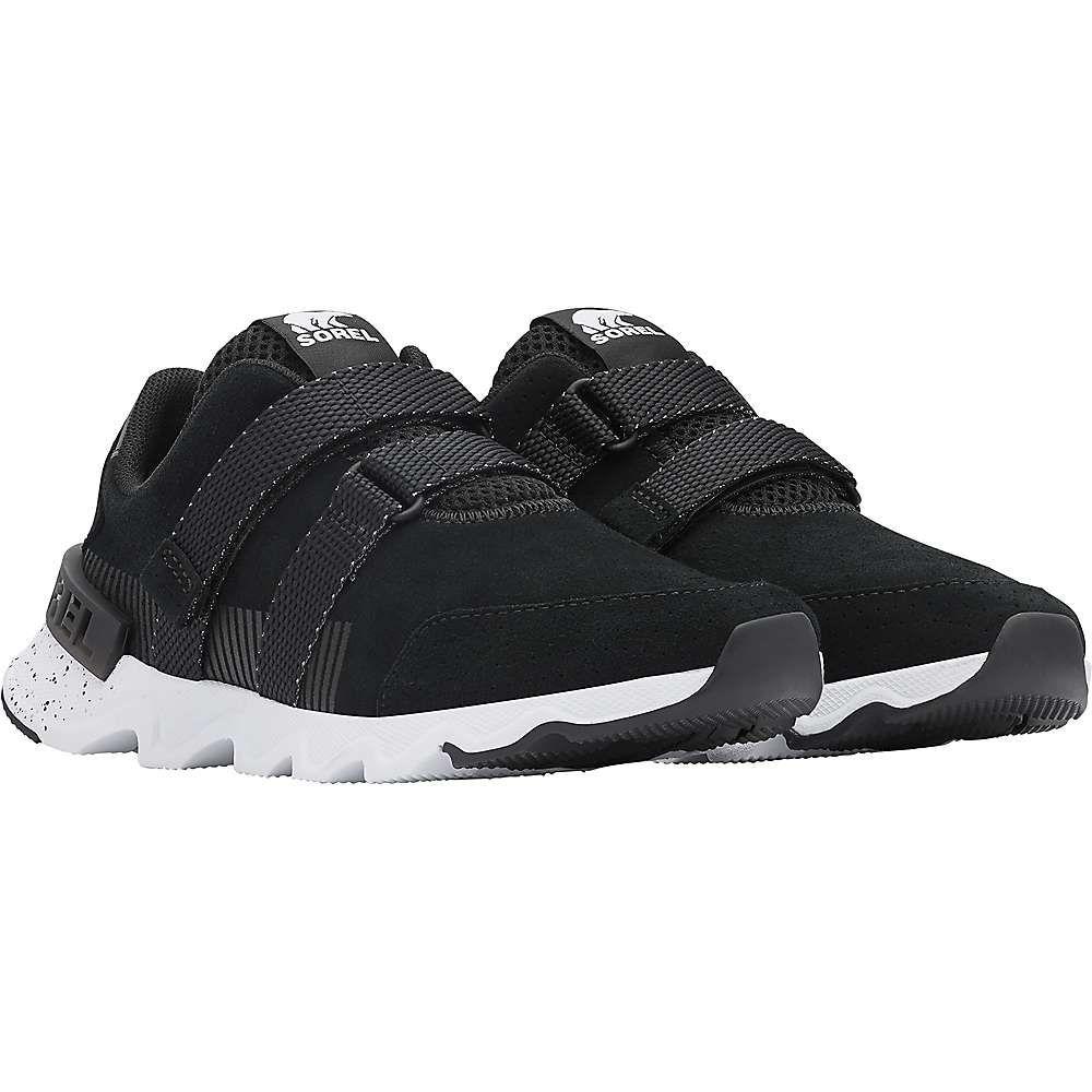 ソレル Sorel レディース シューズ・靴 【Kinetic Lite Strap Shoe】Black