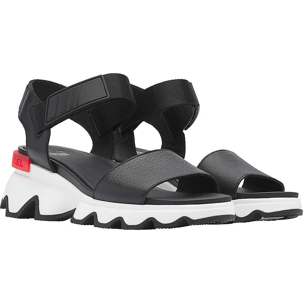 ソレル Sorel レディース サンダル・ミュール シューズ・靴【Kinetic Sandal】Black
