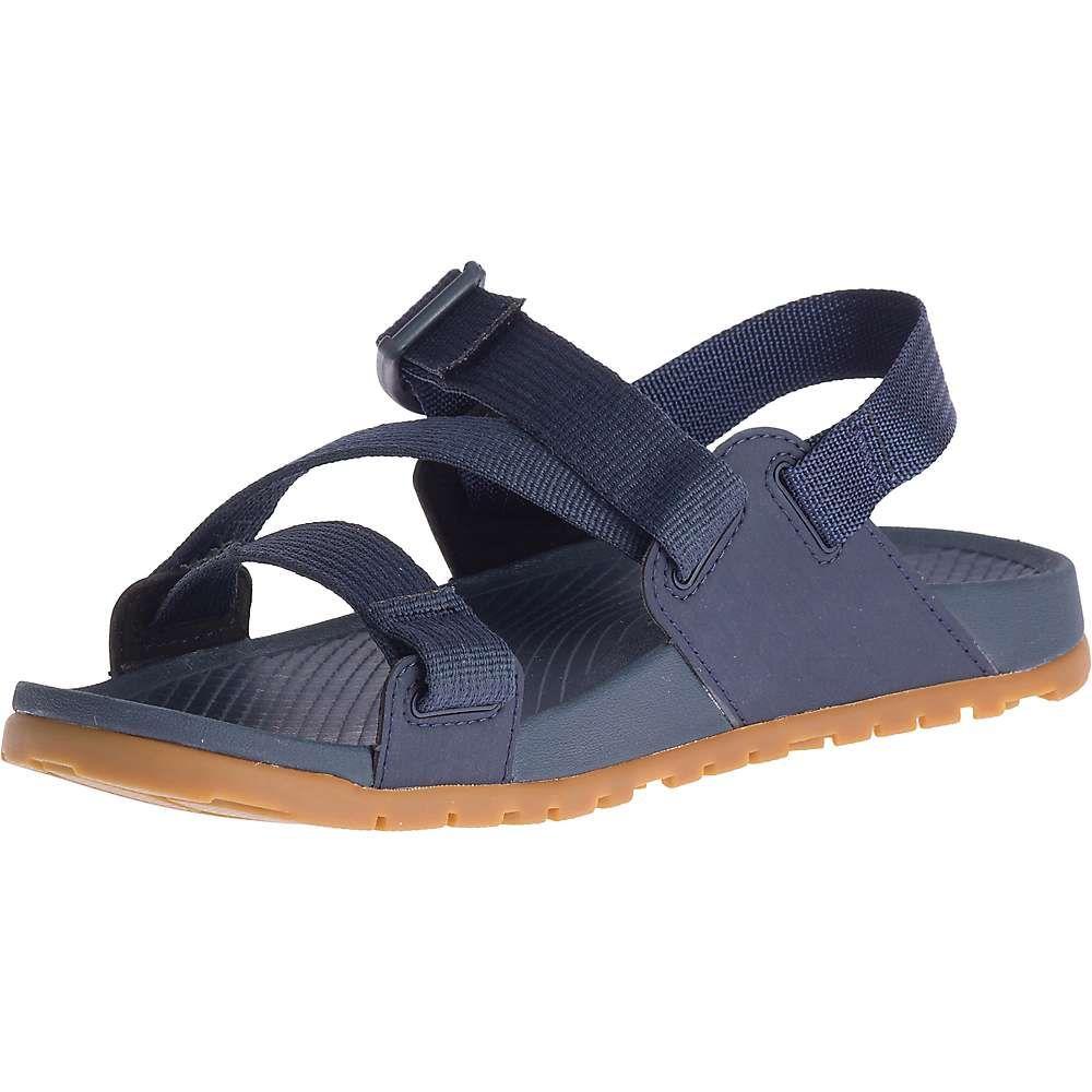 チャコ Chaco レディース サンダル・ミュール シューズ・靴【Lowdown Sandal】Navy