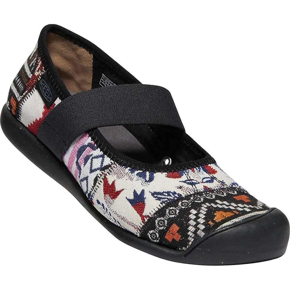 キーン Keen レディース シューズ・靴 【Sienna MJ Canvas Shoe】Multi/Black
