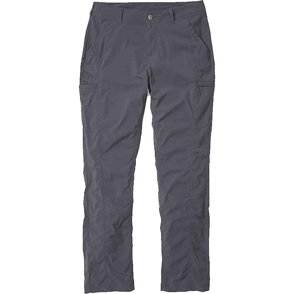 エクスオフィシオ ExOfficio レディース ボトムス・パンツ 【Nomad Pant】Dark Steel