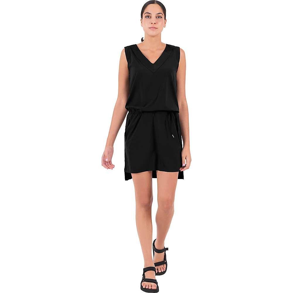 インデジェナ Indygena レディース ワンピース ワンピース・ドレス【Burok Dress】Black