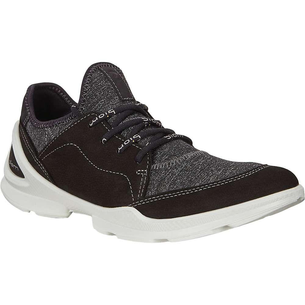 エコー Ecco レディース シューズ・靴 【Biom Street Lace Shoe】Black/Black