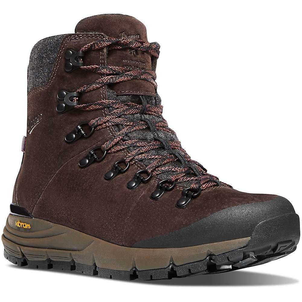 ダナー Danner レディース ブーツ シューズ・靴【Arctic 600 5IN 200G Insulated Side Zip Boot】Plum