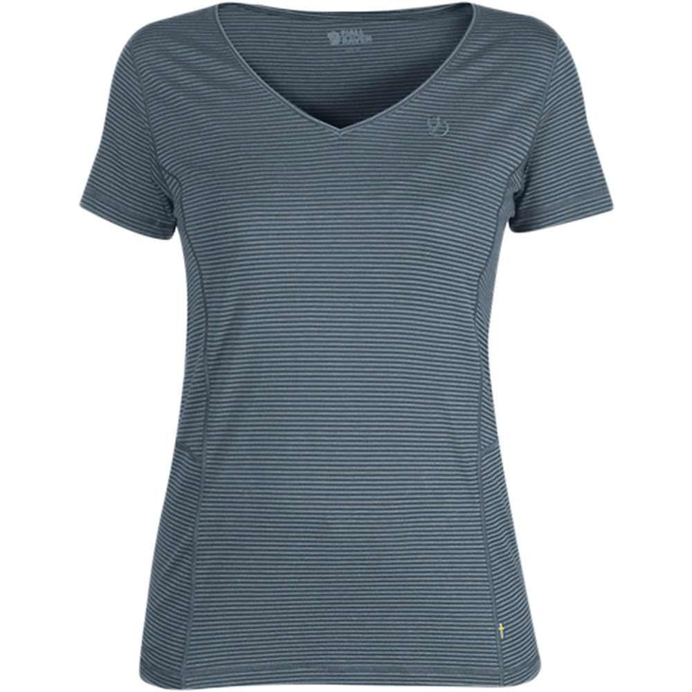 フェールラーベン Fjallraven レディース Tシャツ トップス【Abisko Cool T Shirt】Dusk