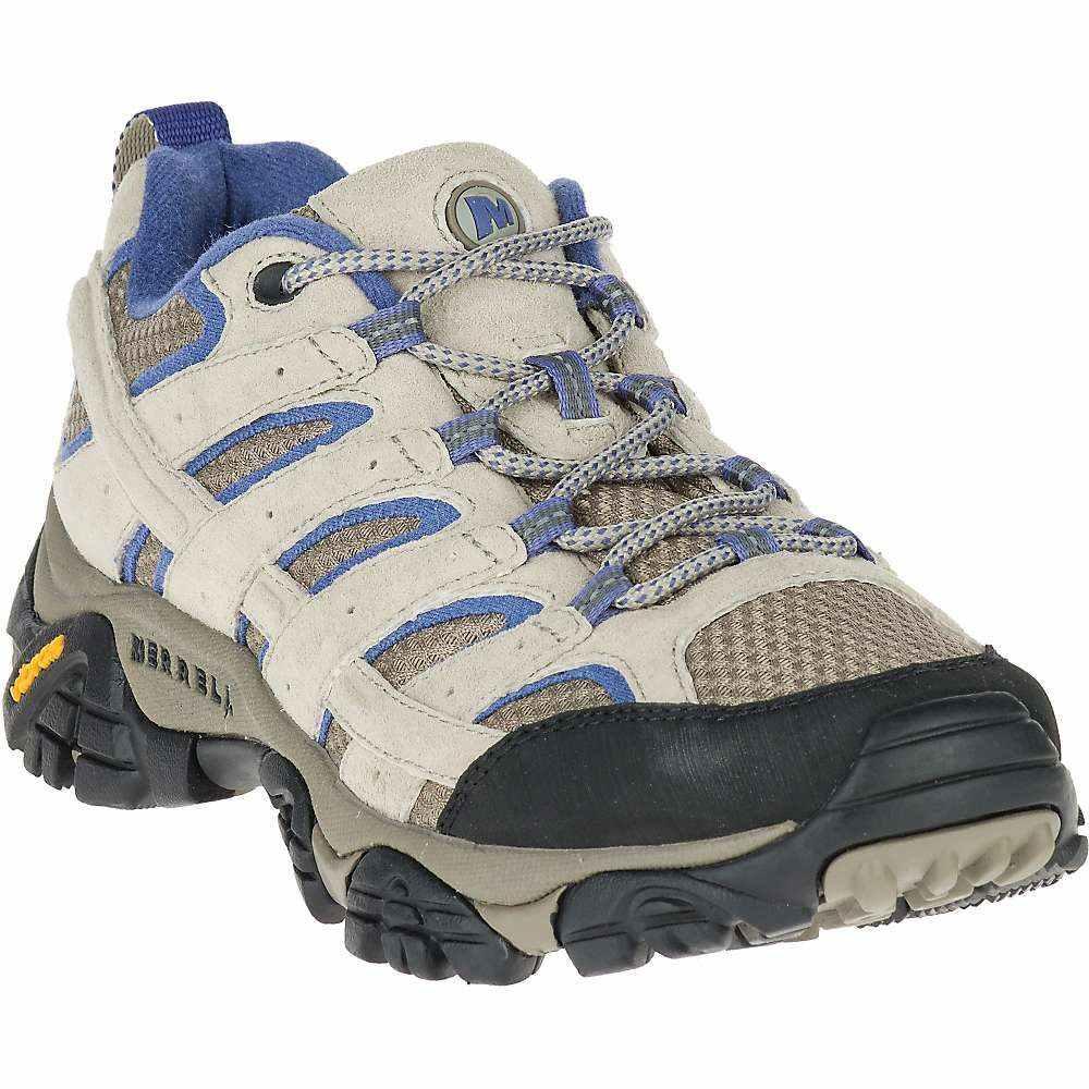 メレル Merrell レディース ハイキング・登山 シューズ・靴【MOAB 2 Vent Shoe】Aluminum/Marlin