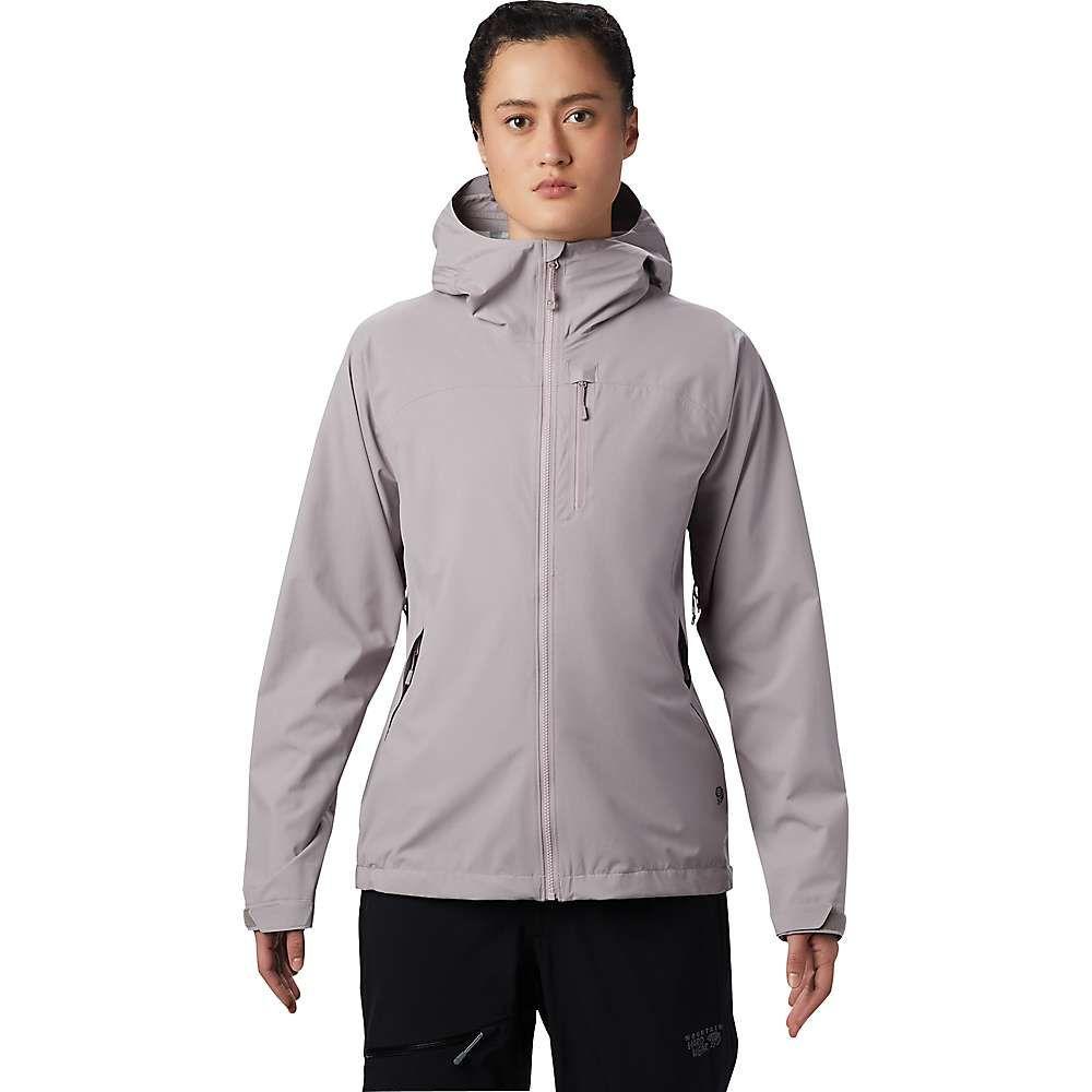 マウンテンハードウェア Mountain Hardwear レディース ジャケット アウター【Stretch Ozonic Jacket】Mystic Purple