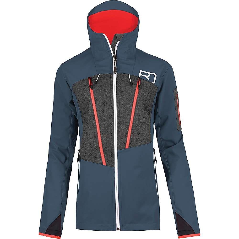 オルトボックス Ortovox レディース スキー・スノーボード ジャケット アウター【Pordoi Jacket】Night Blue