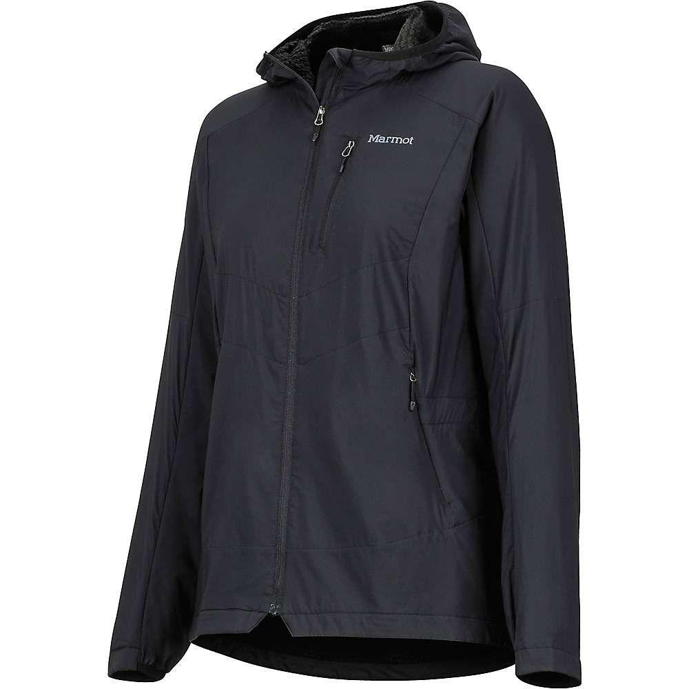 マーモット Marmot レディース ジャケット アウター【Alpha 60 Jacket】Black