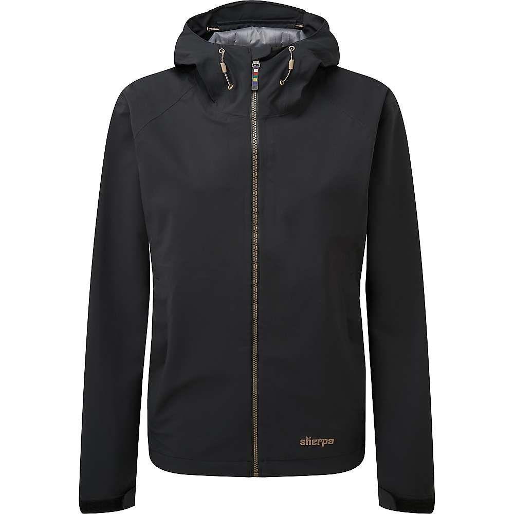 シェルパ Sherpa レディース スキー・スノーボード ジャケット アウター【Pumori Jacket】Black