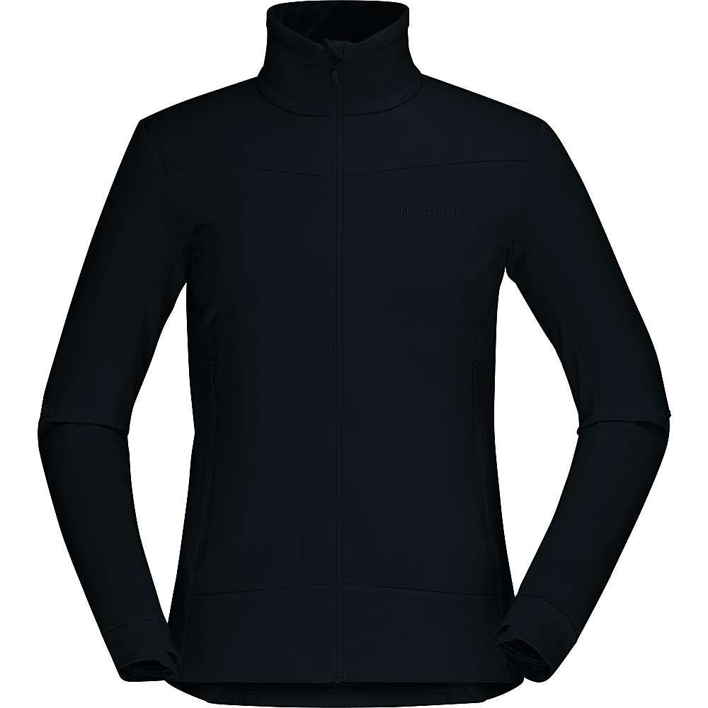 ノローナ Norrona レディース スキー・スノーボード ジャケット アウター【Falketind Warm1 Stretch Jacket】Caviar