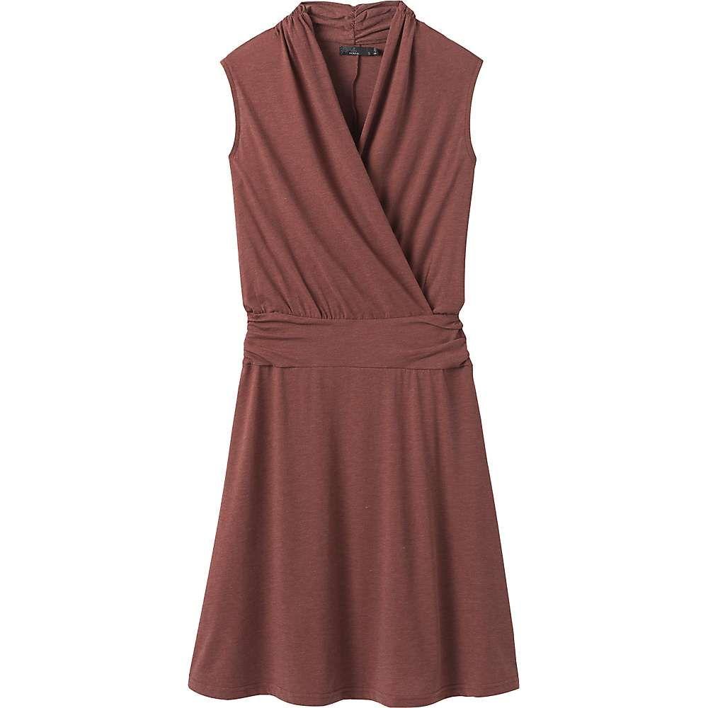 プラーナ Prana レディース ワンピース ワンピース・ドレス【Corissa Dress】Vino