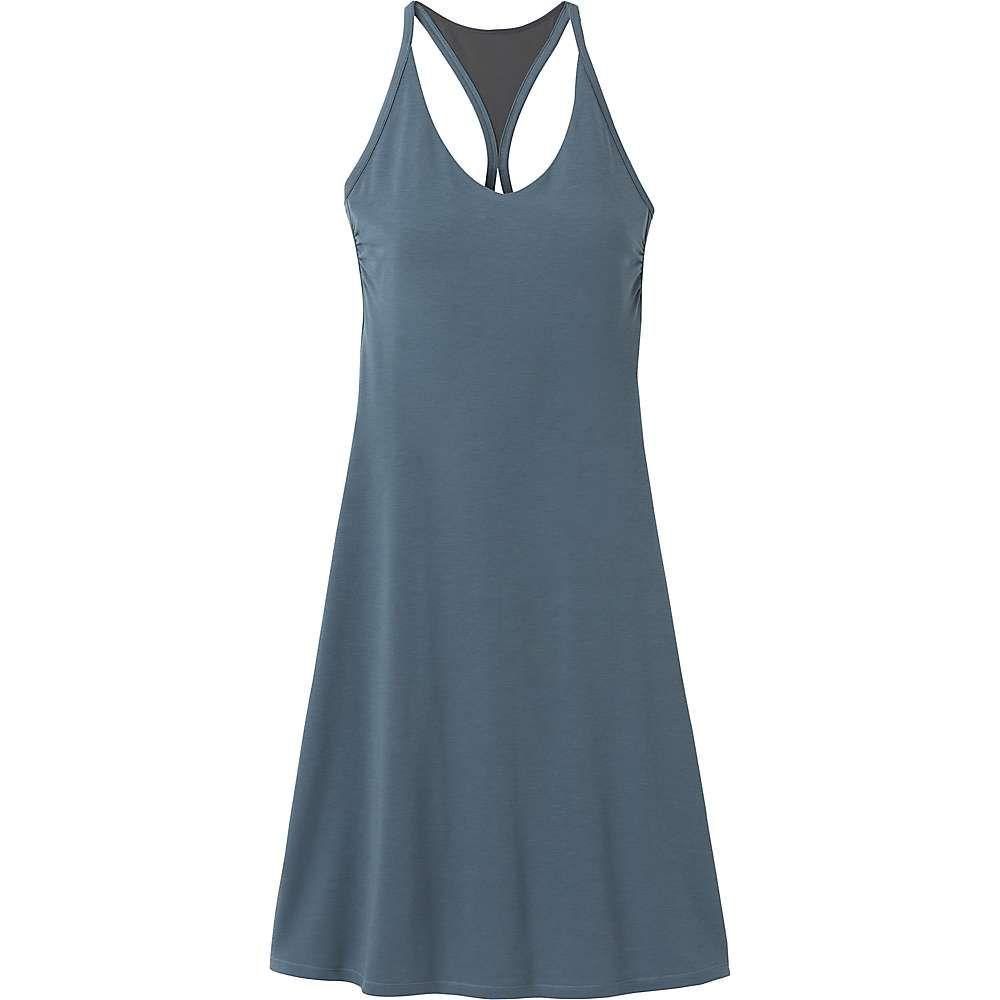 プラーナ Prana レディース ワンピース ワンピース・ドレス【Opal Dress】Nickel