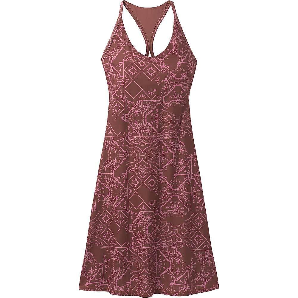 プラーナ Prana レディース ワンピース ワンピース・ドレス【Opal Dress】Vino Tiles