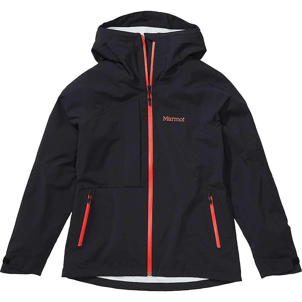 マーモット Marmot レディース ジャケット アウター【EVODry Torreys Jacket】Black
