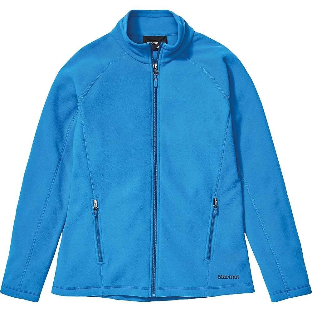 マーモット Marmot レディース フリース トップス【Rocklin Full Zip Jacket】Classic Blue