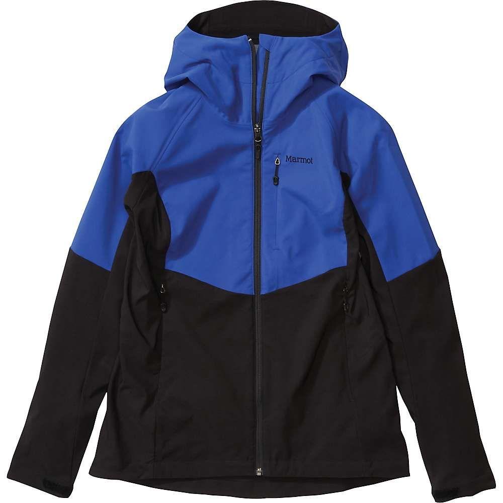 マーモット Marmot レディース ジャケット アウター【ROM Jacket】Black/Royal Night