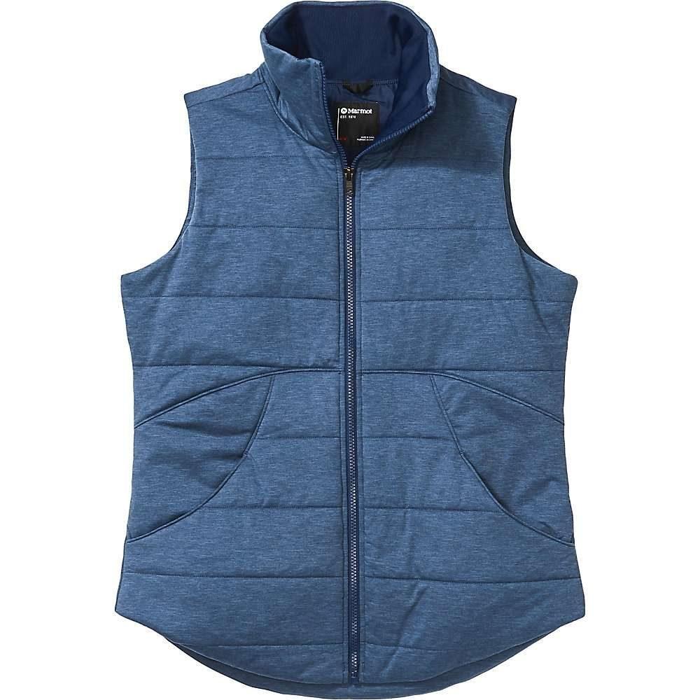 マーモット Marmot レディース ベスト・ジレ トップス【Visita Insulated Vest】Arctic Navy Heather
