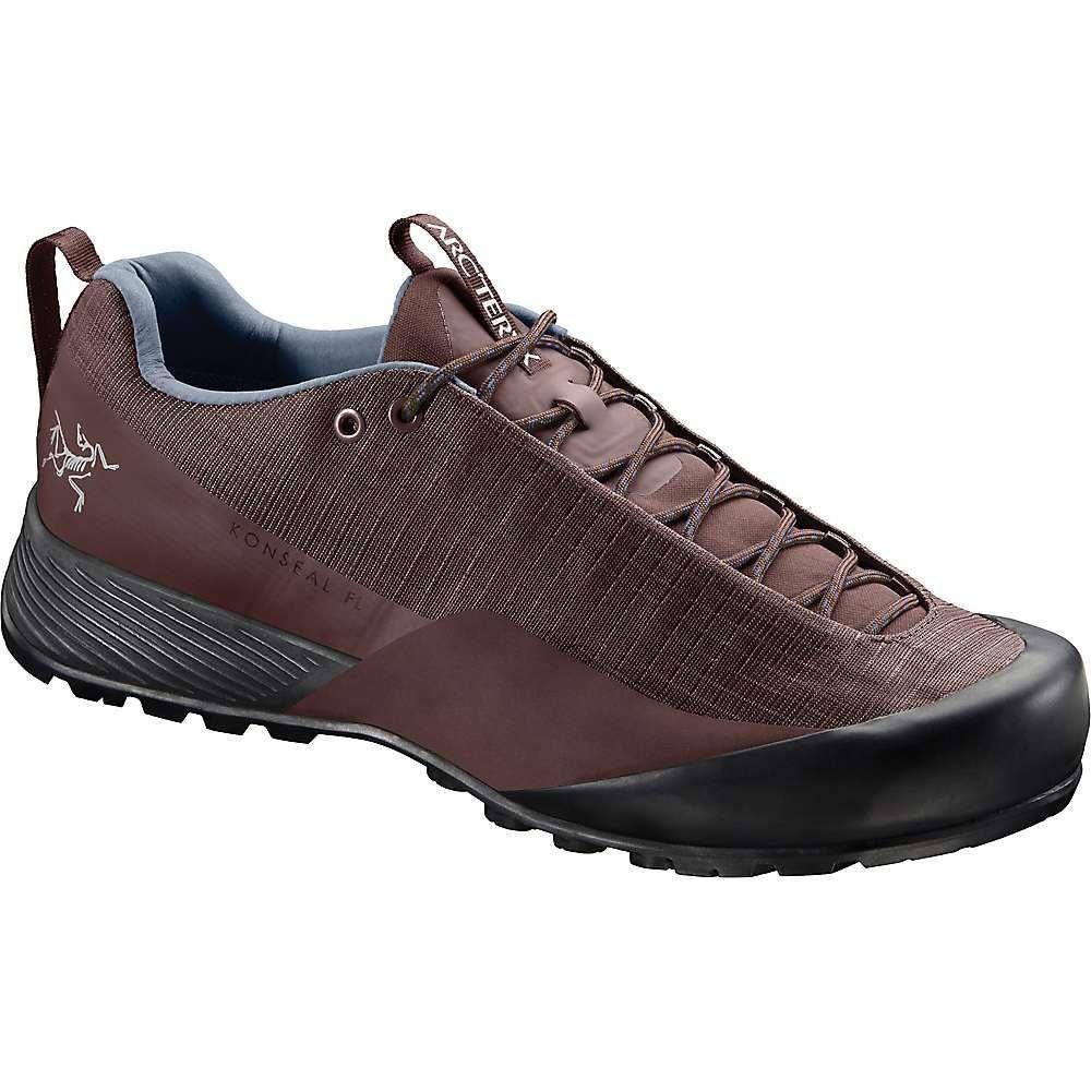 アークテリクス Arcteryx レディース クライミング シューズ・靴【Konseal FL Shoe】Saskajam/Aeroscene