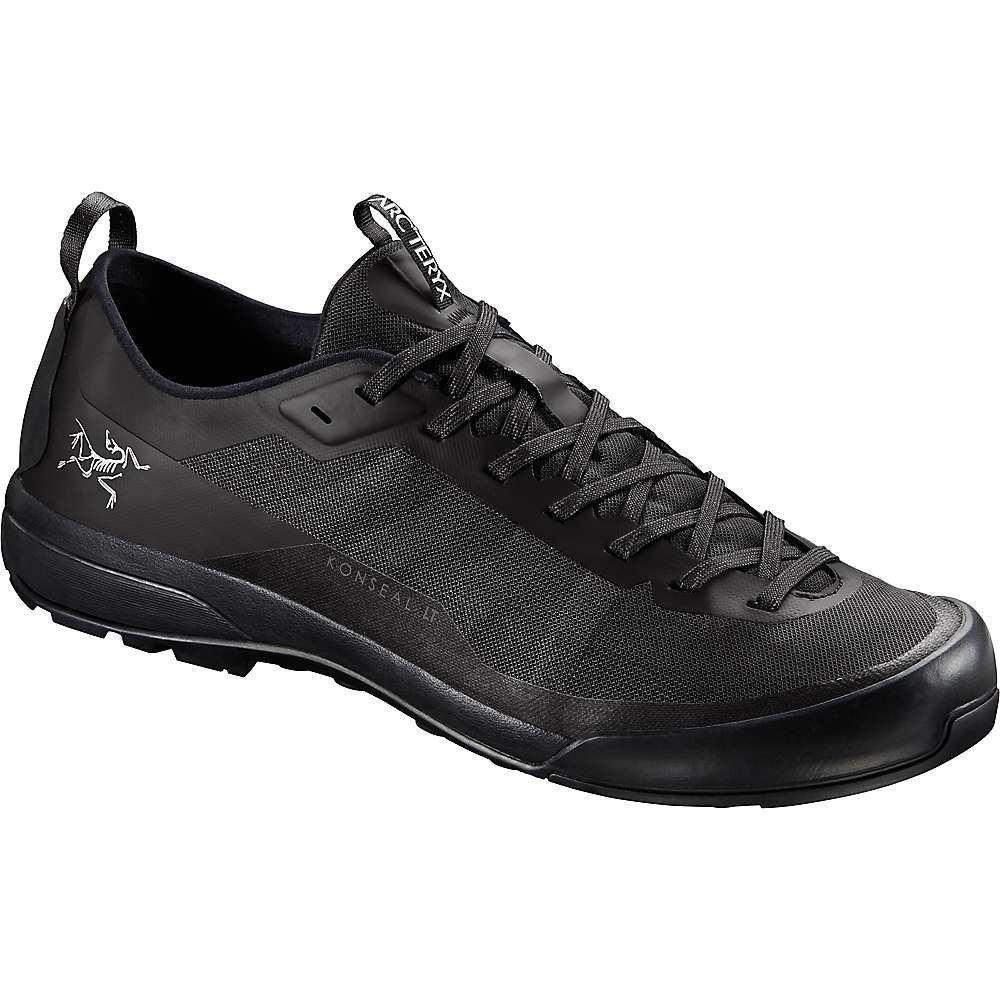 アークテリクス Arcteryx レディース クライミング シューズ・靴【Konseal LT Shoe】Black/Black