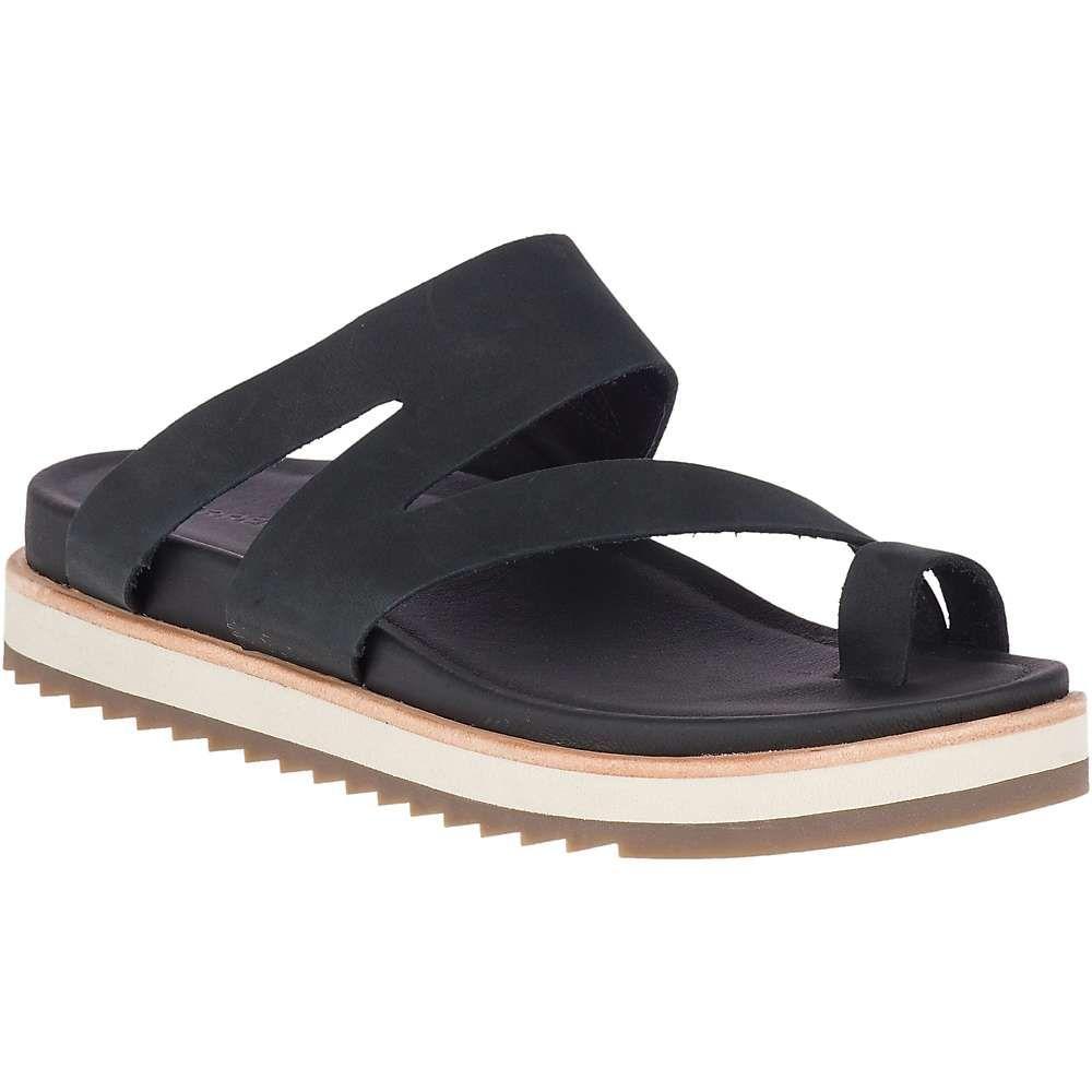 メレル Merrell レディース サンダル・ミュール シューズ・靴【Juno Wrap】Black