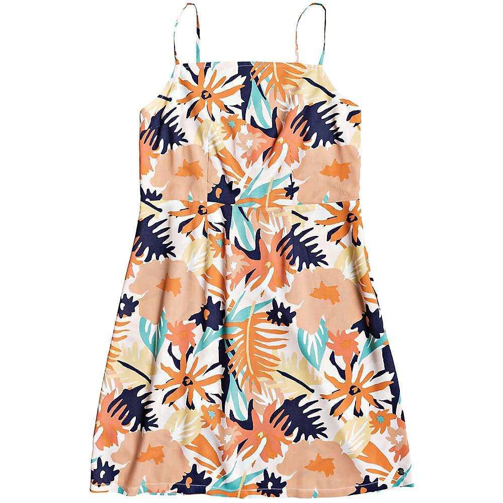 ロキシー Roxy レディース ワンピース ワンピース・ドレス【Sunny Weather Dress】Peach Blush Bright Skies