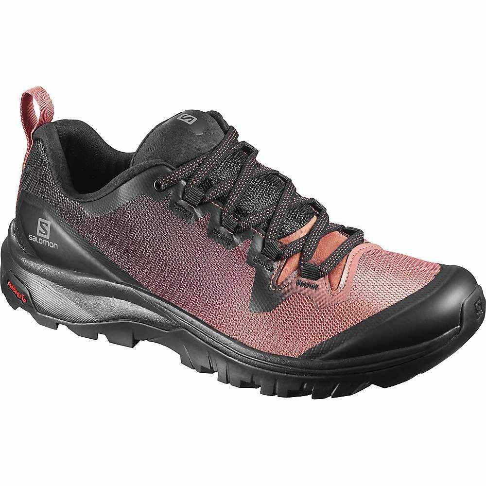 サロモン Salomon レディース ハイキング・登山 シューズ・靴【Vaya Shoe】Black/Cedar Wood/Black