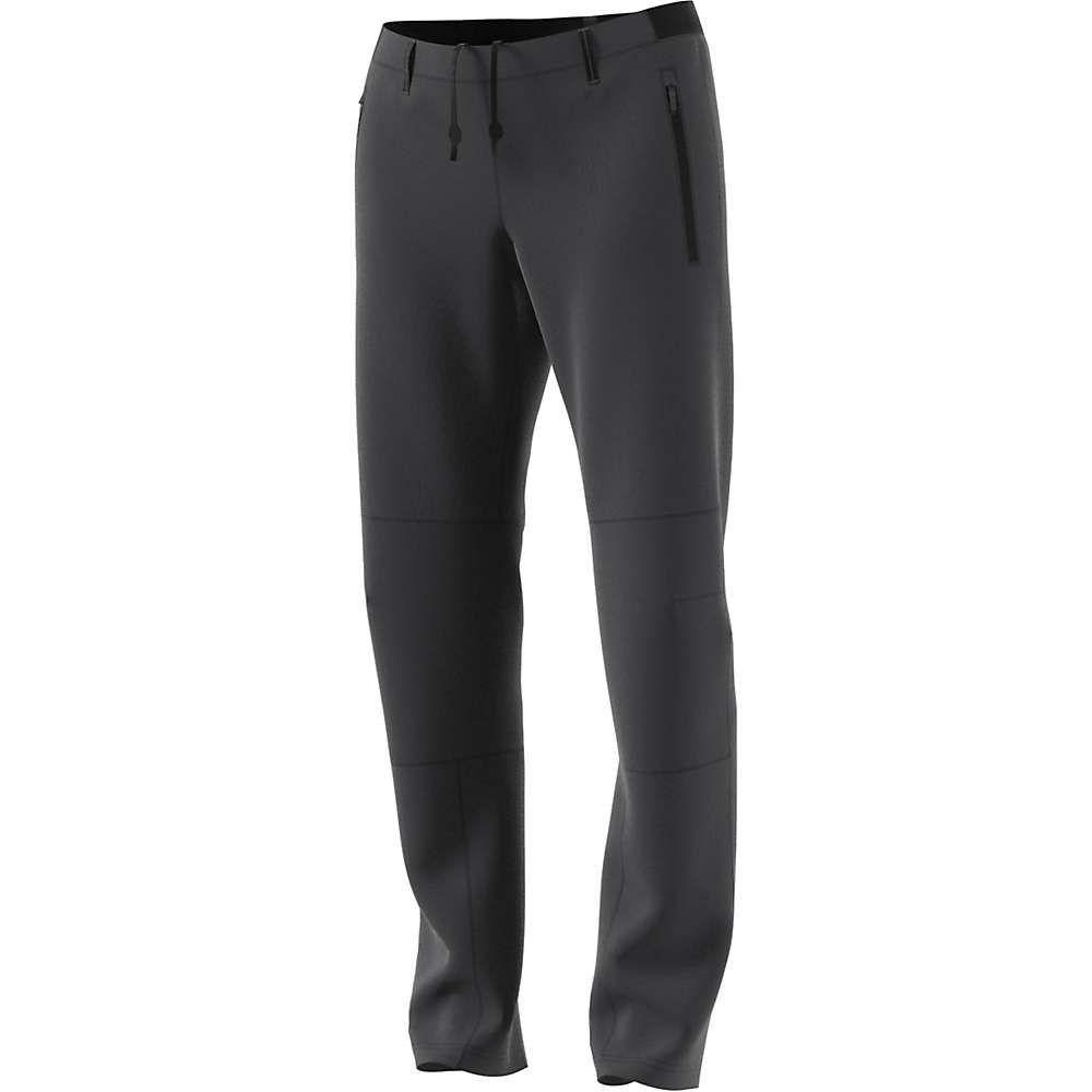 アディダス Adidas レディース ランニング・ウォーキング ボトムス・パンツ【Multi Pant】Carbon/Carbon